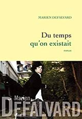 Couverture Du temps qu'on existait