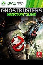 Jaquette Ghostbusters : Sanctum of Slime
