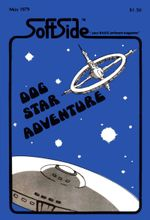 Jaquette Dog Star Adventure