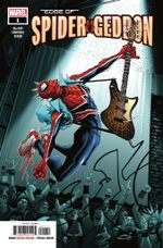 Couverture Edge of Spider-Geddon (2018)