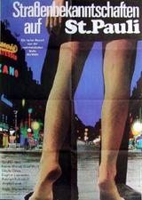 Affiche Straßenbekanntschaften auf St. Pauli