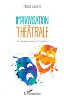 Couverture Improvisation théâtrale