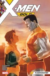 Couverture X-Men Gold (2017), tome 6
