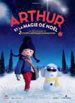 Affiche Arthur et la magie de Noël