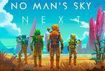 Jaquette No Man's Sky - NEXT
