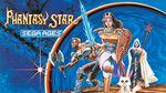 Jaquette Sega Ages Phantasy Star
