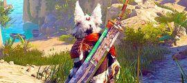 Vidéo Gamescom 2018 - Nouveau gameplay de Biomutant