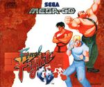 Jaquette Final Fight CD