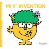 Couverture Madame Invention
