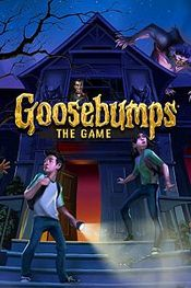 Jaquette Goosebumps: The Game