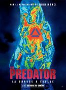 Affiche The Predator