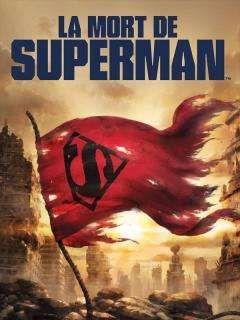 Affiche La Mort de Superman