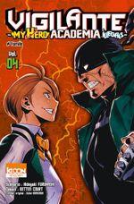 Couverture Famille - Vigilante : My Hero Academia Illegals, tome 4