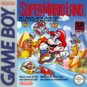 Jaquette Super Mario Land