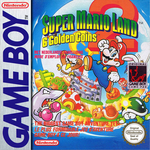 Jaquette Super Mario Land 2 : 6 Golden Coins