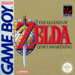 Jaquette The Legend of Zelda: Link's Awakening