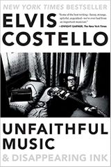 Couverture Unfaithful Music and Disappearing Ink