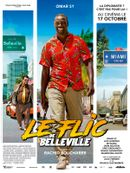 Affiche Le Flic de Belleville