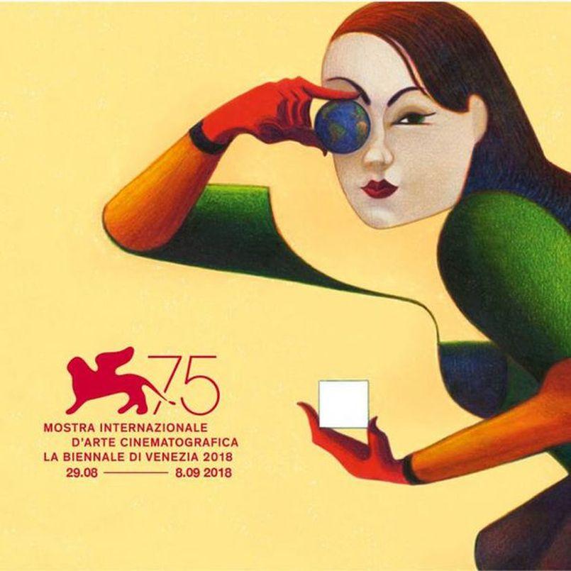 Illustration 75e Mostra de Venise : la sélection du Grill (Partie 1 : La compétition )