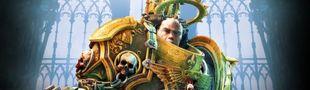 Jaquette Warhammer 40,000: Inquisitor - Martyr