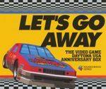Pochette LET'S GO AWAY THE VIDEO GAME DAYTONA USA ANNIVERSARY BOX (OST)
