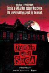 Affiche Zombieland Saga