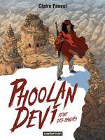 Couverture Phoolan Devi, Reine des bandits