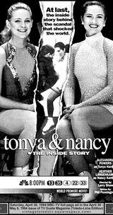 Affiche Tonya & Nancy: The Inside Story