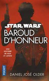 Couverture Star Wars : Baroud d'honneur