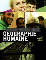 Affiche Géographie humaine