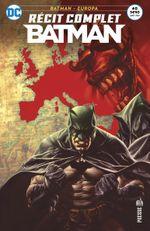 Couverture Batman : Europa - Récit complet Batman, tome 8