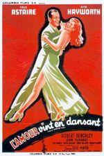 Affiche L'amour vint en dansant