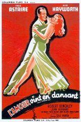 Affiche L'amour vient en dansant