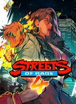 Jaquette Streets of Rage 4