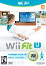 Jaquette Wii Fit U