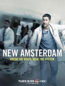 Affiche New Amsterdam