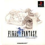 Jaquette Final Fantasy