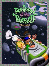 Jaquette Return of the Tentacle : Prologue