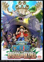 Affiche One Piece: Episode of Skypiea