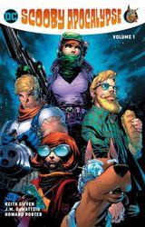 Couverture Scooby Apocalypse Vol.1