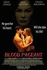 Affiche Blood Pageant