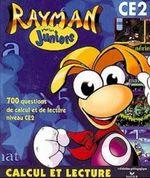 Jaquette Rayman pour les Juniors : CE2 (Calcul et Lecture)