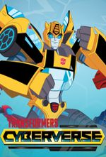 Affiche Transformers: Cyberverse