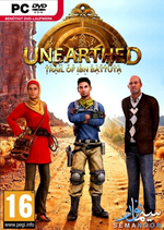Jaquette Unearthed : Trail of Ibn Battuta