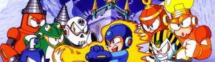 Cover Les meilleurs jeux Mega Man