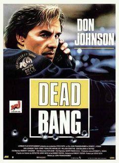 Affiche Dead Bang