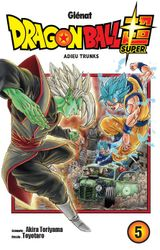Couverture Dragon Ball Super, tome 5