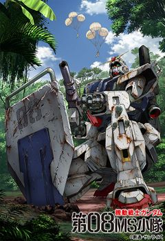 Affiche Mobile Suit Gundam 08th MS Team