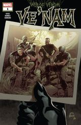 Couverture Web of Venom: Ve'Nam (2018)