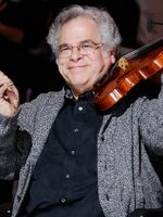 Photo Itzhak Perlman